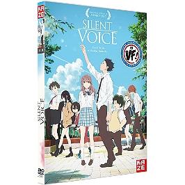 Silent voice, Dvd