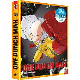 One Punch Man, saison 2, édition collector, Blu-ray