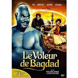 Le voleur de Bagdad, Dvd