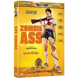 Zombie ass, Dvd