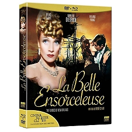 La belle ensorceleuse, Blu-ray