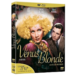 Vénus blonde, Blu-ray