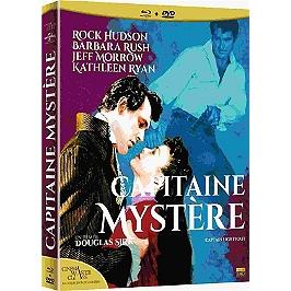 Capitaine Mystère, Blu-ray