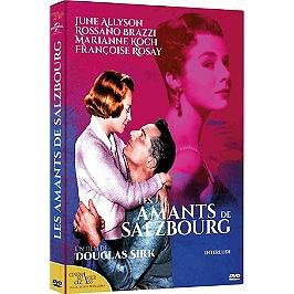 Les amants de Salzbourg, Dvd