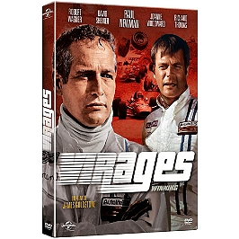 Virages, Dvd