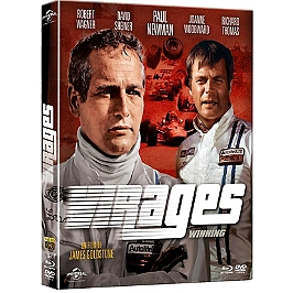 Virages, Blu-ray
