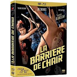 La barrière de chair, Blu-ray