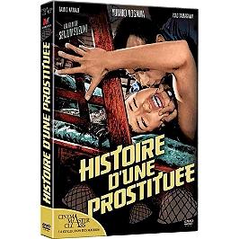 Histoire d'une prostituée, Dvd