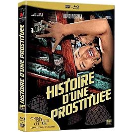 Histoire d'une prostituée, Blu-ray