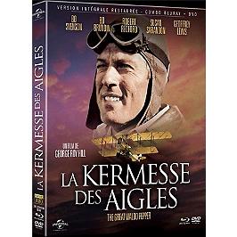 La kermesse des aigles, Blu-ray