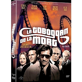 Le toboggan de la mort, Blu-ray