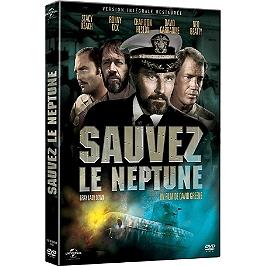 Sauvez le Neptune, Dvd