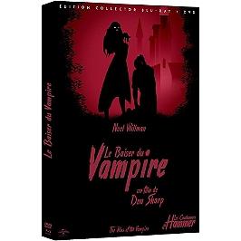Le baiser du vampire, Blu-ray