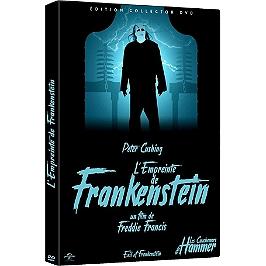 L'empreinte de Frankenstein, Dvd