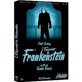 L'empreinte de Frankenstein, Blu-ray