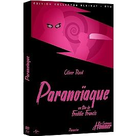 Paranoïaque, Blu-ray