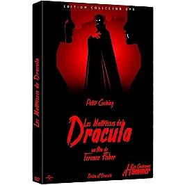 Les maîtresses de Dracula, Dvd