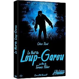 La nuit du loup-garou, Dvd