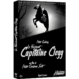Le fascinant capitaine Clegg, Blu-ray