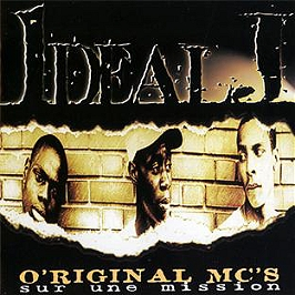 Original mc's sur une mission, CD