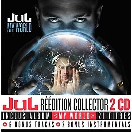 My world, CD
