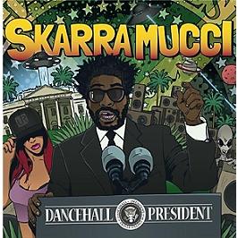 Dancehall president, CD Digipack
