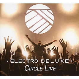 Circle live, CD Digipack