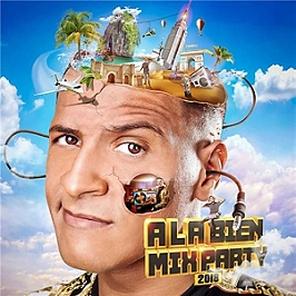 à la bien party mix 2018, CD