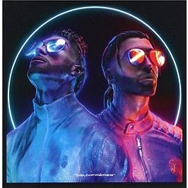 Deux frères, Edition n°1 inclus le titre : frontières., CD