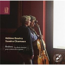 Les deux sonates pour violoncelle et piano, CD
