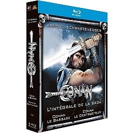 Coffret Conan le barbare, Blu-ray
