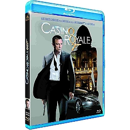 James Bond 007 : casino royale, Dvd