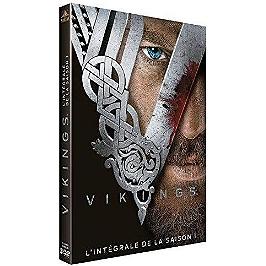 Coffret vikings, saison 1, Dvd