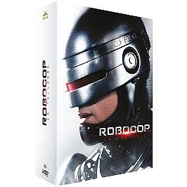 Coffret trilogie Robocop, Dvd