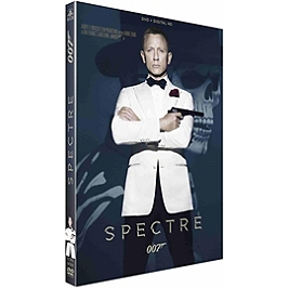 James Bond 007 : spectre, Dvd