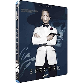 James Bond 007 : spectre, Blu-ray