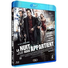 La nuit nous appartient, Blu-ray