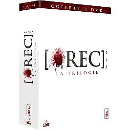 Coffret rec : rec 1 ; rec 2 ; rec 3, Dvd