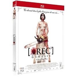 Rec 3 : genesis, Blu-ray