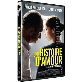 Une histoire d'amour, Dvd