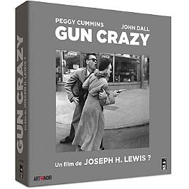 Gun crazy, édition collector, Blu-ray