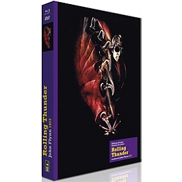 Rolling thunder, Blu-ray