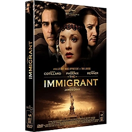 The immigrant, Dvd