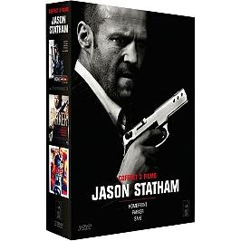 Coffret Jason Statham 3 films : safe ; Parker ; homefront, Dvd