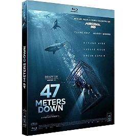 47 meters down, Blu-ray