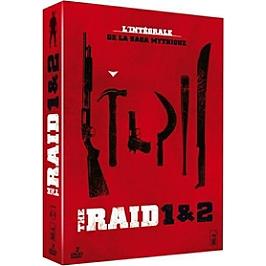 Coffret the raid 1 et 2, Dvd