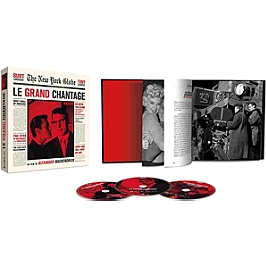 Le grand chantage, édition collector, Blu-ray