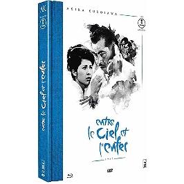 Entre le ciel et l'enfer, Blu-ray