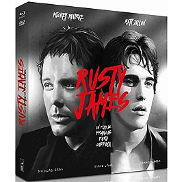 Rusty James, édition collector, Blu-ray