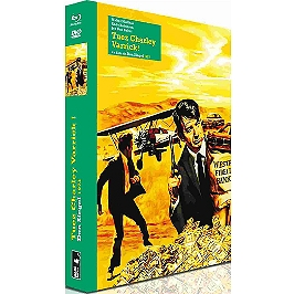 Tuez Charley Varrick !, édition collector, Blu-ray